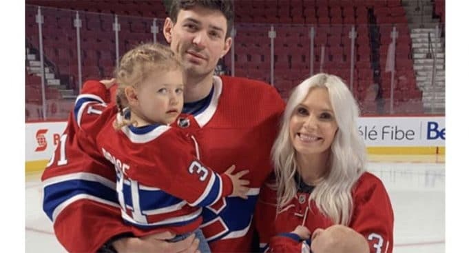 carey price famille